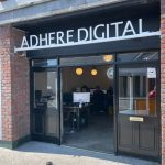Adhere Digital - Front Office sunny day